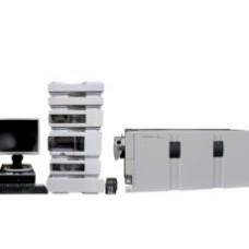 Agilent 6410A Triple Quad LCMS (6400 QQQ G6410A LCMS MSD Mass Spectrometer ) with Agilent 1100 HPLC
