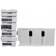 Agilent 6410B Triple Quad LC/MS with Agilent 1100 HPLC