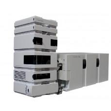 Agilent 6410A Triple Quadrupole LC/MS (6400 Series QQQ G6410A LCMS MSD Mass Spectrometer) with Agilent 1200 HPLC System