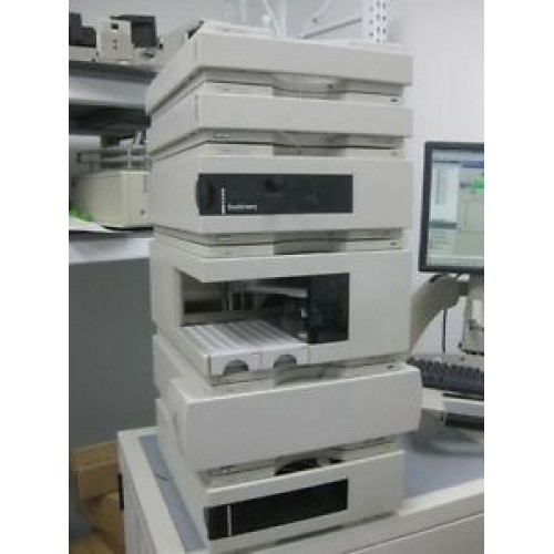 Agilent 1100 HPLC System with MWD/Quat/Therm