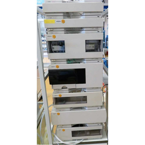 Agilent 1100 HPLC with VWD/Binary/Therm