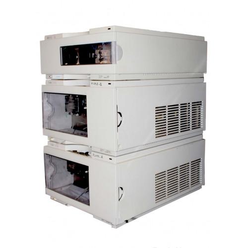 Agilent 1100 Preparative HPLC System