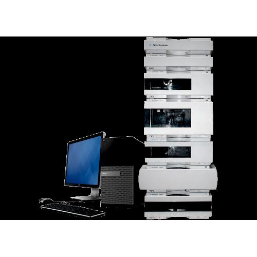 Agilent 1200 HPLC with VWD