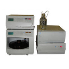 Dionex HPLC System with UVD340U, ASI 100, and P580