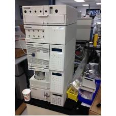 Hewlett Packard 1050 Series HPLC with VWD Detector