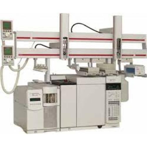 Agilent 6890N GC, 5973 Inert IC MSD, with GERSTEL MultiPurpose Sampler MPS 2, MPS PrepStation