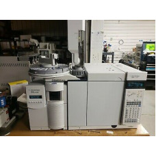 Agilent 7890 / 5975 inert XL GCMS System with CTC Analytics GC PAL