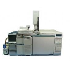Agilent/HP 6890, 5973 GCMS with Turbo Pump, CI/EI Capable