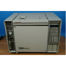 HP 5890A GC with 5970 MSD and 59822B Ionization Gauge Controller