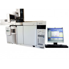 Agilent 7890A GC with 5975 Inert Performance Turbo MSD (G3172A) and 7693 ALS